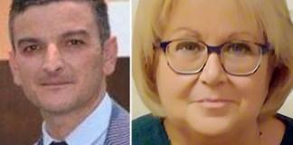Alessio Meli e Rosaria Scarcia