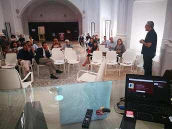 Comunità in movimento_alcuni scatti dalla presentazione del progetto 3