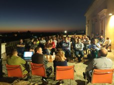 Conferenza stampa Slowly in Salve