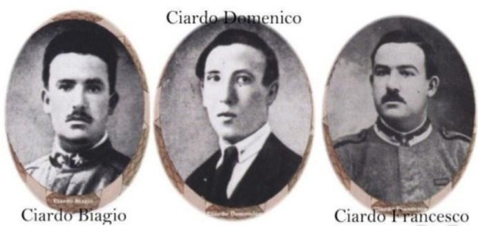 I fratelli Ciardo