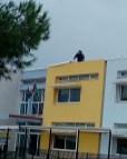 Casarano, la scuola di via Messina