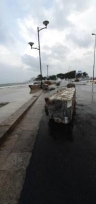 Porto Cesareo danni maltempo