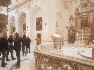 Restauro Cattedrale di Ugento 2