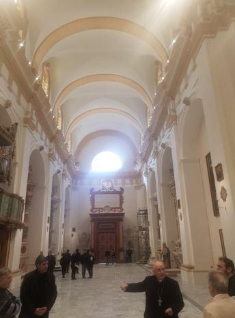 Restauro Cattedrale di Ugento 8