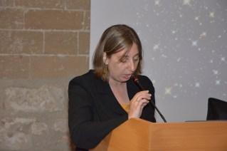 Clara Gualtieri Unesco Otranto