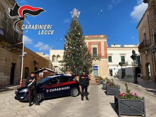 Casarano, i controlli dei carabinieri