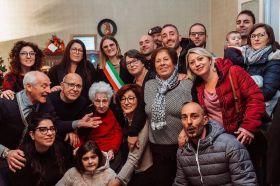 Natalizia Giuppa 100 anni Aradeo