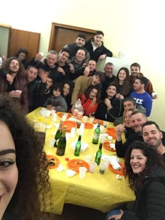 Giuseppe Ciullo e i suoi amici