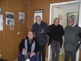 Luigi Zuccaro, Paolo Farachi e Pippi Nocera
