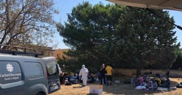 Caritas Nardò-Gallipoli, aiuto ai migranti
