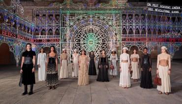La sfilata Dior a Lecce
