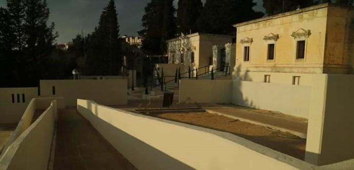 Tuglie, cimitero
