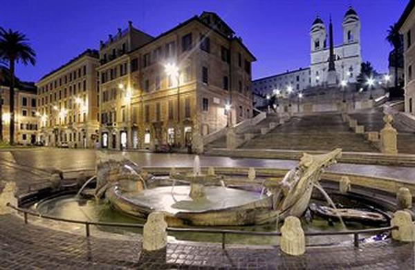 Le piazze romane  Piazze da vivere