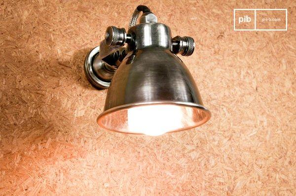Bistro Screw Based Wall Lamp Vintage Industrial Lamp Pib Ireland