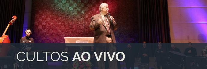 Culto ao Vivo - Primeira Igreja Batista de Curitiba