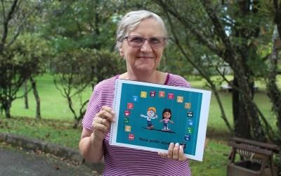 Lançamento de livro infantil em Curitiba