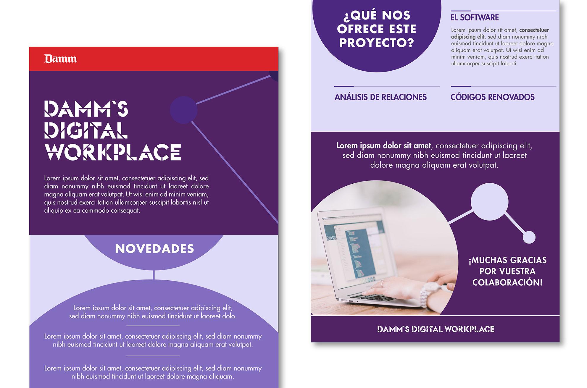 Damm-Digital-Workplace-Damm-diseñografico-agencia-barcelona-2