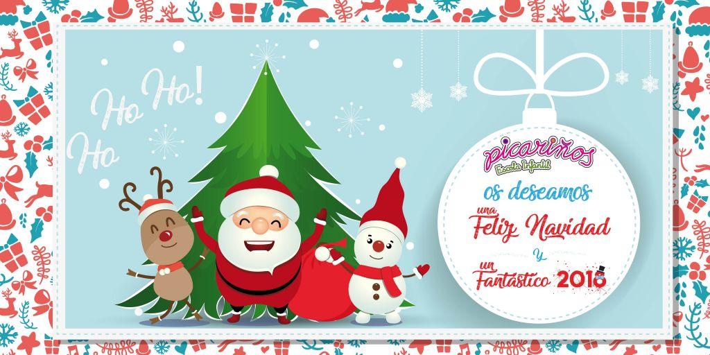 feliz navidad y fantástico