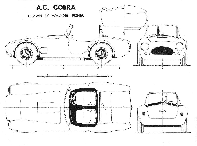 Modifications of Ac cobra. www.picautos.com