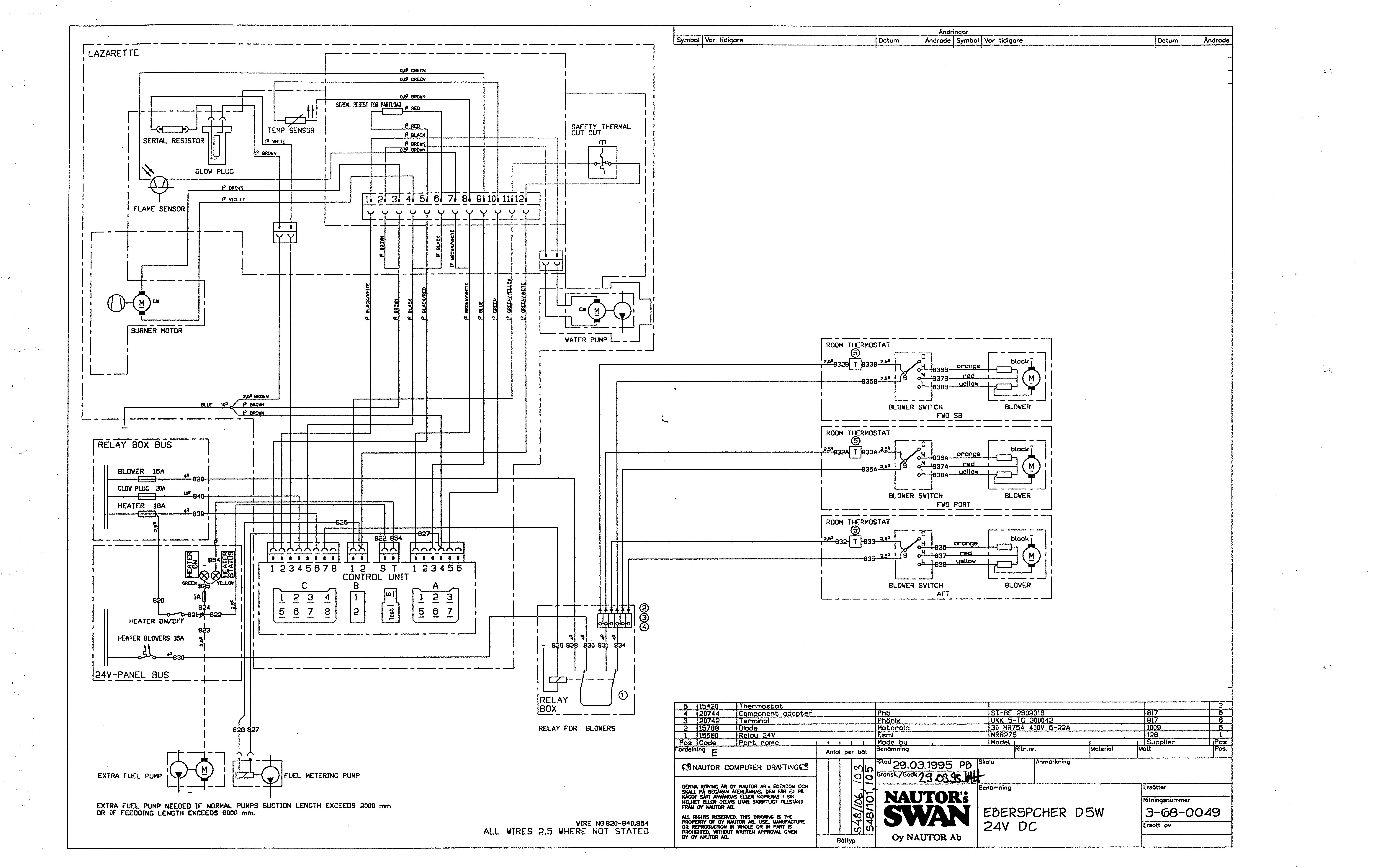 volvo truck wiring diagrams bryant thermostat diagram vnl besides fuel pump