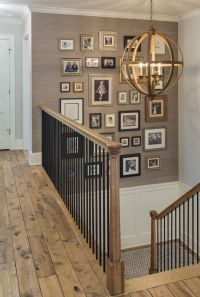 33+ Stairway Gallery Wall Ideas To Get You Inspired ...