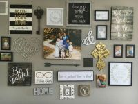 35 Cool Photo Wall Ideas To Display Family Photos On Your ...