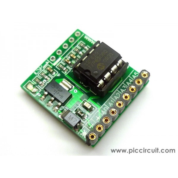 raspberry pi 2 wiring diagram muscles in your back icp07 - iboard tiny (microchip 8-pin pic12 development board)