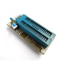 Pickit 2 Programmer Circuit Diagram Cat Neck Muscles Ica03 - Usb Microchip Pic Set (3.3v/5.0v, With Adapter, Icsp & Sw)