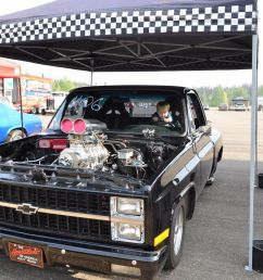 73 87 chevy truck 73 91 blazer 2 row dr radiator 19 x 28 1 4 core fan shroud 2 2 of 12  [ 1600 x 1062 Pixel ]