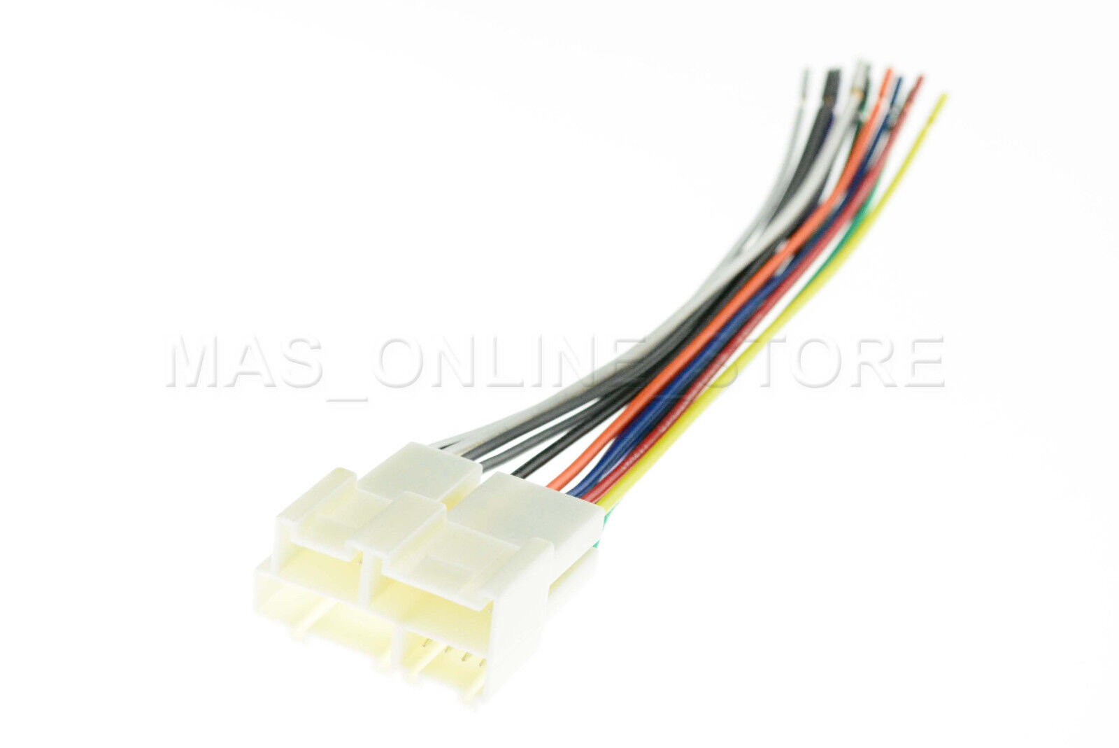 hight resolution of 1 of 4free shipping gm car stereo wiring harness antenna adapter wire for pioneer avh