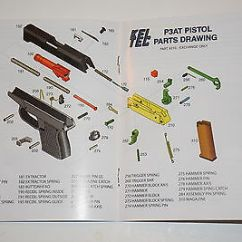 Kel Tec Pf9 Parts Diagram Switch Panel Wiring 12v P3at 380 Factory Manual Instruction Book Keltec P11 2 Of 3 Pmr30 Plr16 Ksg