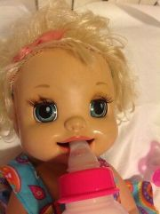 baby alive bottle and pacifier