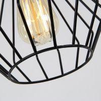 BLACK Chandelier Lighting Kitchen Lamp Modern Ceiling