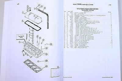 crane parts diagram electrical wiring software free download case drott 3330 series carrydeck manual catalog sn up to 6 of 7 6225494