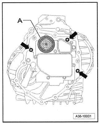 REPAIR KIT 01 02 03 04 AUDI A4 A6 Transmission Control