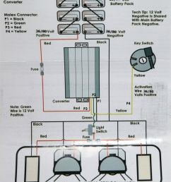36 volt melex wiring diagram 48 volt to 12 volt reducer diagram club car [ 983 x 1150 Pixel ]