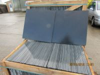 NATURAL Black Slate Paving Garden Patio Slabs 15m2