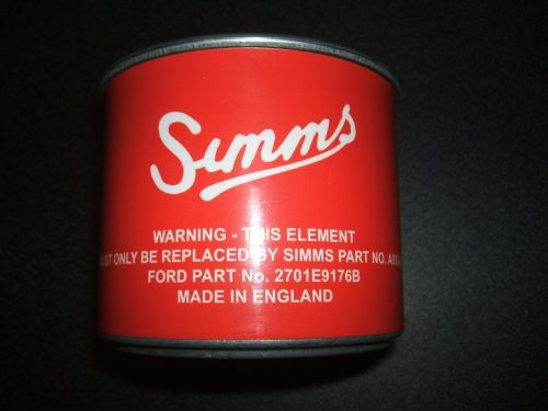 small resolution of  simms diesel fuel filter decal vintage classic nuffield 3 42 tractor