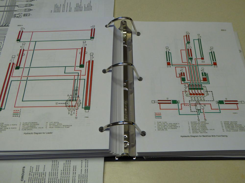 medium resolution of 580k wiring diagram wiring library electrical wiring diagrams case 580e 580se 580 super e loader backhoe