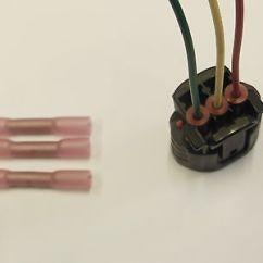 1993 Toyota Corolla Alternator Wiring Diagram Eye Of Chicken Wire Harness 93 1997 Plug Pigtail 3 Repair