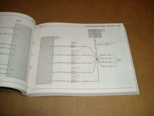 small resolution of 2 of 4 2013 lincoln mks wiring diagram service shop dealer repair manual