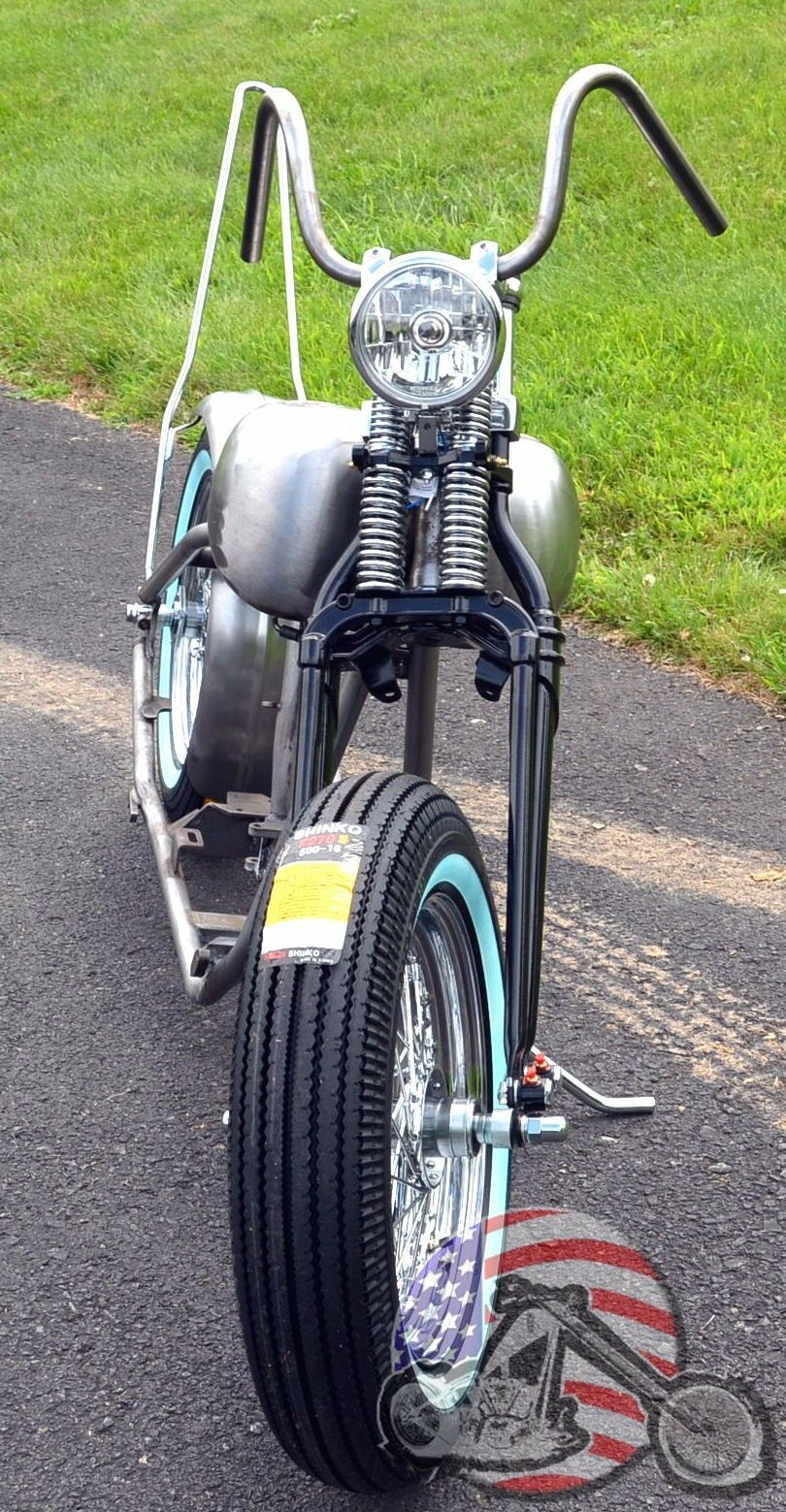 bobber rolling chassis with engine | Kayamotor co