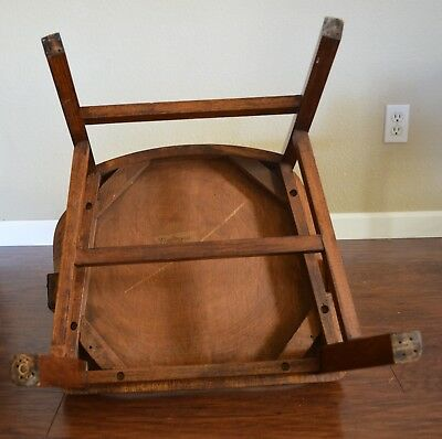 murphy chair company double papasan frame and cushion antique oak arm 9342 39 99 picclick 7 of 11