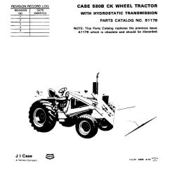 Case 530 Tractor Wiring Diagram Of Mouth And Throat Backhoe Parts Ck Elsavadorla