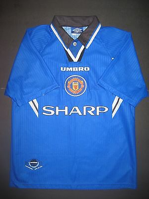 Jerseys from manchester united and france are very rare, eric cantona was a. 1996 1997 Umbro Manchester United Eric Cantona Jersey Shirt Kit Maglia France Sports Mem Cards Fan Shop Soccer International Clubs Romeinformation It