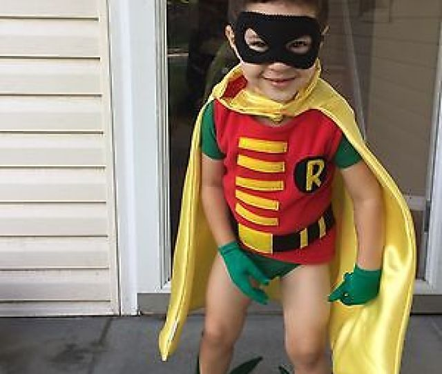 Robin The Boy Wonder Cosplay Shoe Covers For Your Costume Cover Your Shoes 7
