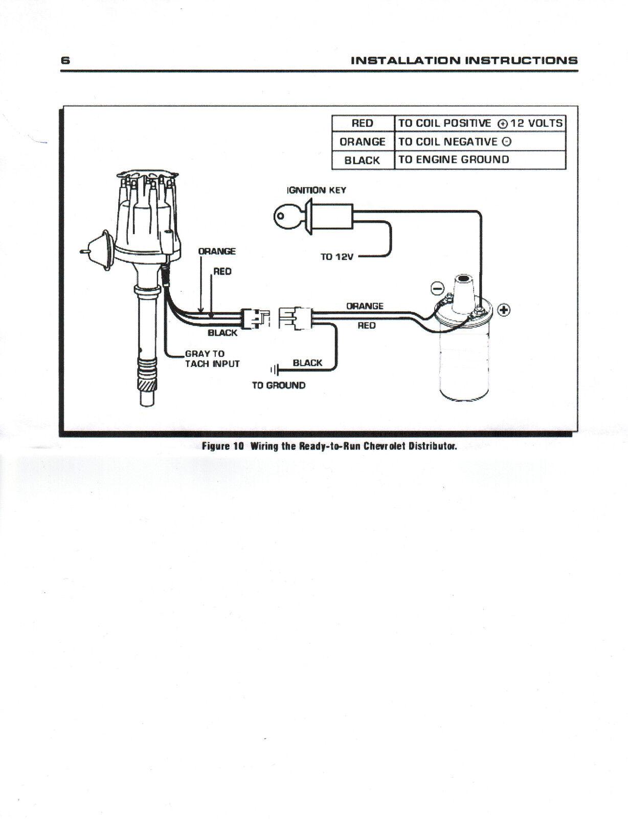 msd 6al wiring diagram chrysler