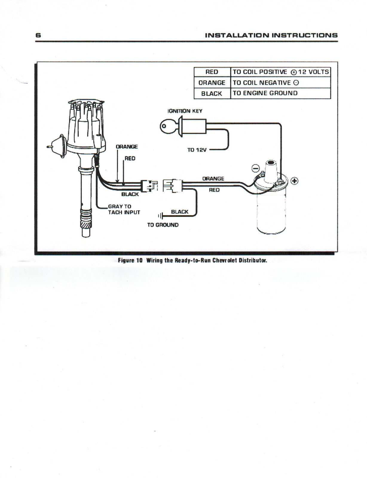 first act guitar wiring diagram 1998 dodge neon stereo hei distributor pigtail harness