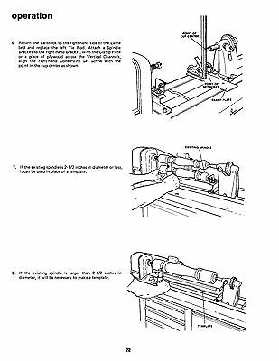 SEARS CRAFTSMAN COPY Crafter 113.249070 Op & Parts List