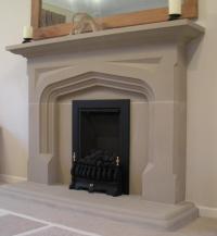 FERNDALE STONE FIRE Surround / Stone Fireplace / Fire ...